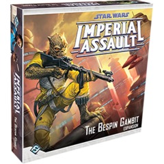 Imperial Assault - The Bespin Gambit (Star Wars) - In Store Sales Only