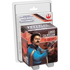 Star Wars - Imperial Assault - Lando Calrissian Ally Pack