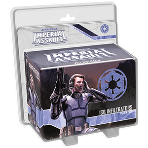 Imperial Assault ISB Infiltrators Villain Pack