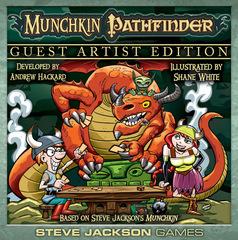 Munchkin Pathfinder Guest Artist Edition Shane White