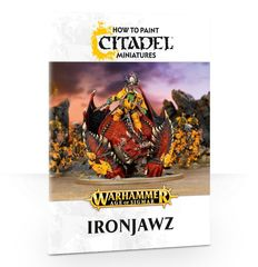 How To Paint Citadel Miniatures - Ironjawz