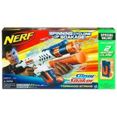 NERF - SUPER SOAKER TORNADO STRIKE Value Pack