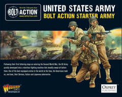 Bolt Action (2nd Ed): Starter Army - United States Infantry