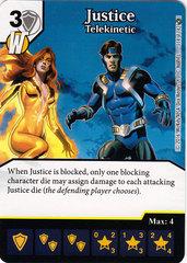 Justice - Telekinetic (Die & Card Combo)