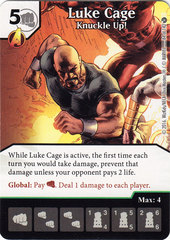 Luke Cage - Knuckle Up! (Die & Card Combo)