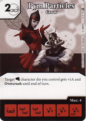 Pym Particles - Grow (Die & Card Combo)