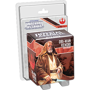 Star Wars: Imperial Assault - Obi-Wan Kenobi Ally Pack ( SWI29 )