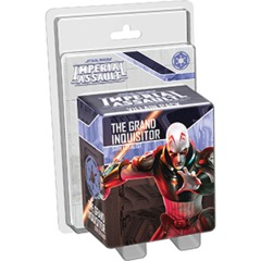 Star Wars: Imperial Assault - The Grand Inquisitor Villain Pack