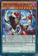 Odd-Eyes Pendulum Dragon - YS16-EN008 - Common - 1st Edition on Channel Fireball