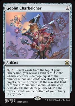 Goblin Charbelcher - Foil