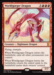 Worldgorger Dragon - Foil