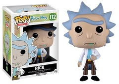 #112 - Rick (Rick and Morty)