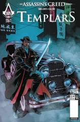 Assassin's Creed: Templars #5 (Cover A - Johnson) (Mature Readers)