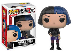 Funko Pop - Scott Pilgrim VS. The World - # 335 - Knives Chau