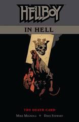 Hellboy In Hell Trade Paperback Vol 02 Death Card