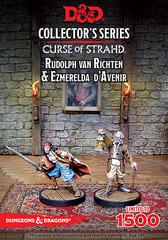 Curse of Strahd - Rudolph van Richten & Ezmerelda D'Avenir
