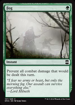 Fog - Foil