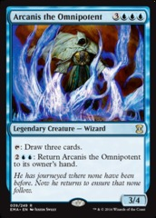 Arcanis the Omnipotent - Foil (EMA)