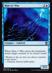 Man-o'-War - Foil