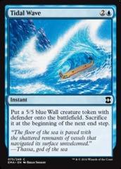 Tidal Wave - Foil