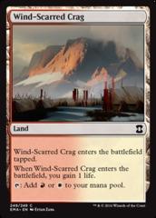 Wind-Scarred Crag - Foil