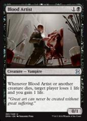 Blood Artist - Foil