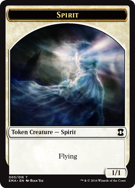 Spirit Token (Ryan Yee)