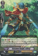 Sunshine Knight, Jeffrey - G-BT07/029EN - R