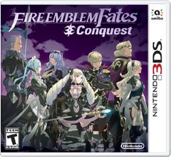 Fire Emblem Fates - Conquest