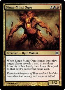 Singe-Mind Ogre