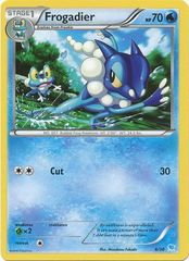 Frogadier - 6/30 - XY Trainer Kit: Pikachu Libre & Suicune (Suicune)