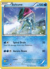 Suicune - 14/30 - XY Trainer Kit: Pikachu Libre & Suicune (Suicune)