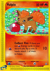Vulpix - 116/147 - Common