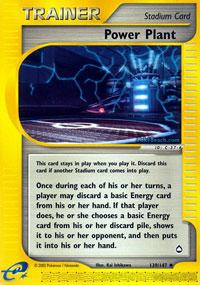 Power Plant - 139/147 - Uncommon