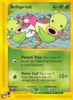 Bellsprout - 68/147 - Common