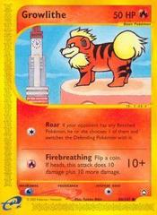 Growlithe - 80/147 - Common