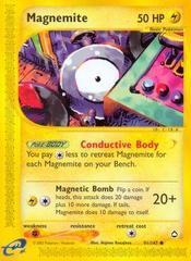 Magnemite - 91/147 - Common