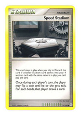 Speed Stadium - 114/130 - Uncommon