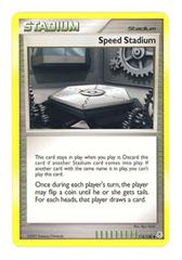 Speed Stadium - 114/130 - Uncommon