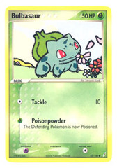 Bulbasaur - 45/100 - Common on Channel Fireball