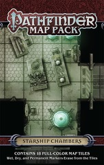 Pathfinder Map Pack - Starship Chambers