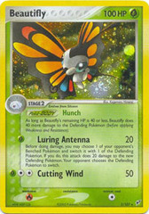Beautifly - 2/107 - Holo Rare