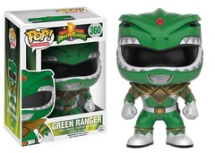 TV Series - #360 - Green Ranger (Power Ranger)