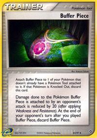 Buffer Piece - 83/97 - Uncommon