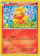 Torchic - 3/12 - McDonald's Promo 2015 on Channel Fireball