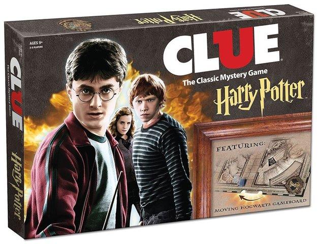 Clue - Harry Potter