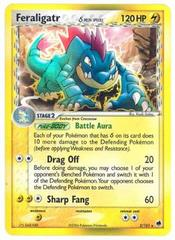 Feraligatr δ - 2/101 - Holo Rare on Channel Fireball