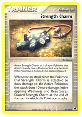 Strength Charm - 81/101 - Uncommon