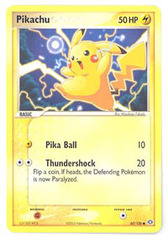 Pikachu - 60/106 - Common