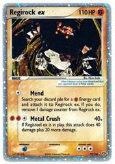 Regirock-EX - 99/106 - Rare Holo EX